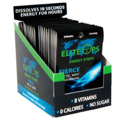 EliteOps Energy Strips 3 Serving Counter Unit